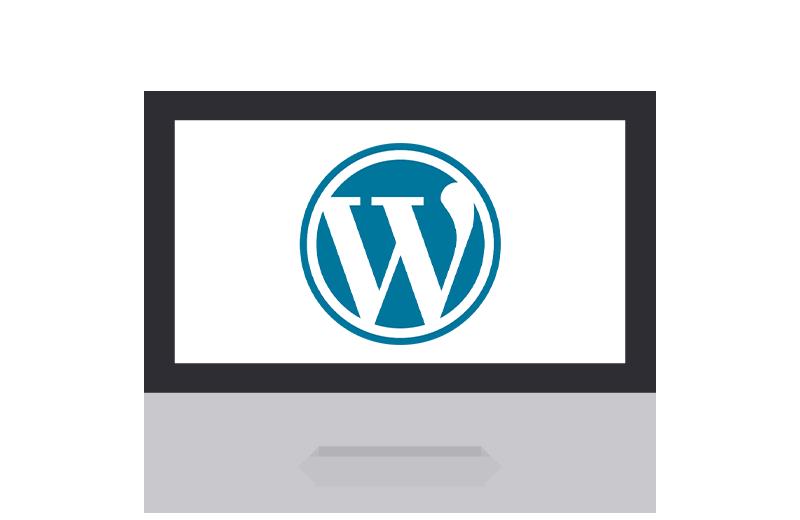 wordpress構築